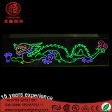 LED Lighting for Dragon Neon Sign Decoration