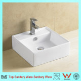 Ovs Art Ceramic Wash Basin Made in Foshan Sanitary Ware Trough