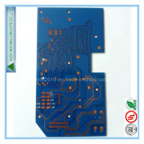 2L OSP Printed Circuit Board with Blue Solder Mask PCB