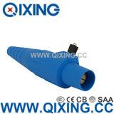 Cee Large Current Blue Rhino Horn Plug / Socket