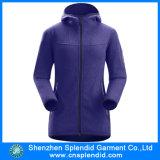 Wholesale Fashion Clothes Korea Women Purple Winter Coat