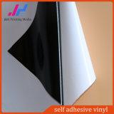 White and Black Glue PVC Vinyl Film for Printing Material