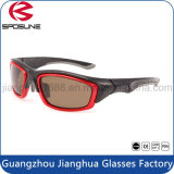 Fashionable Polycarbonate ANSI Safety Computer Glasses Sports Cycling Climbing Fishing Driving Riding Yellow Lens