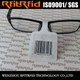 13.56MHz Small Size Glossy Paper RFID Tag for Sunglasses