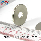 Strong Permanence Neodymium Magnets with Hot Sale