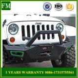Powder-Coated Steel Vpr Style Front Bumper for Jeep Wrangler Jk
