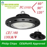Factory Wholesale 200W LED High Bay Lights with Philips Chips 3-5years Warranty (CS-GKD016-200W)