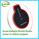 Second Generation Ultrathin Wireless Charger for Android and iPhone