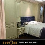 Matt White Painting Bedroom Furniture for Full House Custom Apartments Tivo-037VW