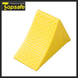 Yellow Plastic Wheel Chock (S-1523)