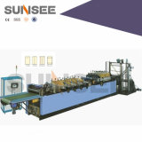 High-Speed Double Line Stand-up Zipper Bag Making Machine