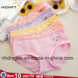 New Arrival Cotton Fashionable Ventilate Young Girls Stylish Panties Ladies Lingerie Panty