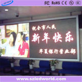 Slim Indoor Fullcolor P4 LED Display Sign Board Wall Mounted