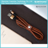 New Fast Charging Leather USB Cable for iPhone5 5s 6 6s 7
