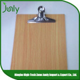 Personalized Design Popular Wooden Menu Clipboard Office Stationery