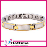 New Fashion High Polished Silver Stainless Steel Bracelet for Unisex