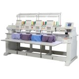 4 Heads Computer Embroidery Machine with Free Designs