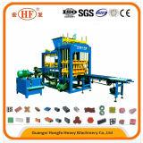 Qt 5-15 Fully Automatic Concrete Brick Block Making Machine
