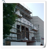 Cangzhou Factory, Light Duty Steel Frame Scaffold for Building Construction