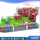 New Indoor Naughty Fort Playground (VS1-130715-460A-20)