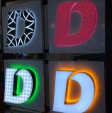 LED Frontlit Customized LED Sign Letter