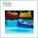 Gift Comfortable Inflatable Sleeping Chair Bag for Swimming Pool