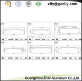 Aluminum Profiles Motor Aduio Radiator