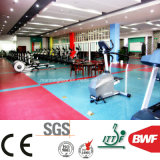 High Quality Indoor Red Multi-Function Vinyl Floor Anti-Slip PVC Roll 6.5mm