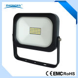 10W Slim Driverless LED Flood Light with Ce EMC RoHS Certificates