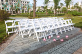 PP White Resin Folding Chair for Party