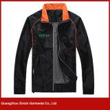 Customized High Quality Nylon Jacket Coat Supplier (J144)