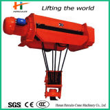 Wire Rope Electric Hoist 20t with JIS