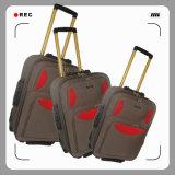 Cheap and Fashion Shandong Silk Aluminum Trolley Luggage