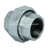 Galvanized Malleable Iron Pipe Fittings Flat Seat Union Without Gasket