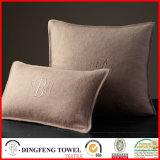 2017 New Design Velvet Solid Color Cushion Cover Df-C315