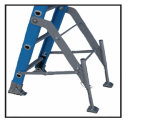 Precise Aluminum Ladder Support with Aluminum Stamping and Welding, Fabrication Technology