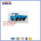 FAW Cargo Truck with 4X2 6ton Lorry Truck