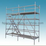 Safety Ladder Scaffolding System for Constrution