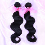 100% Virgin Brazilian Hair Extensions Body Wave Unprocessed Hair Weave (HW-025)