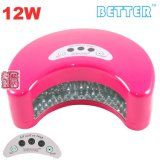LED Nail UV Lamp (LK-D12W) Better Brand Patent Products