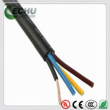 IEC Standard PVC Data Cable Liyy 4*1.5 Electrical Cable