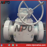 Forged Steel Top Enrty Trunnion Ball Valve