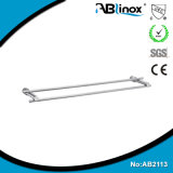 Stainless Steel Double Layer Towel Bar (AB2113)