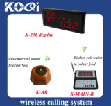 CE Approved Hot Sale Guest Paging System for Self-Service Restaurant