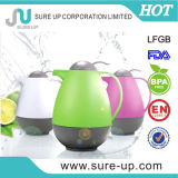 Lovely Mini Egg Shape Plastic Coffee Pot with Glass Liner