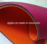 Neoprene Rubber Sheet Two Sides with Fabric