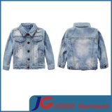Girl Jacket Denim Jean out Wear Cowboy Coat (JT5001)