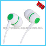Wired Earphones for iPod/iPhone/iPad/MP3 Players (10P120)