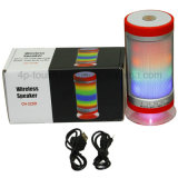 Hot Sale Portable Bluetooth Mini Speaker with LED Light (CH-223D)
