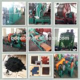 Automatic Waste Tyre Recycling / Old Tire Recycle Equipment